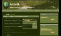 Soldier - a military clan theme